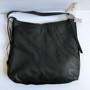 Kooba Stratford Leather Hobo Bag